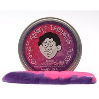 Crazy Aaron's Thinking Putty - Hypercolor Amethyst Blush