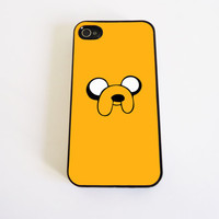 Adventure Time Jake case for iPhone 4 and iPhone 4S by KonekoStore