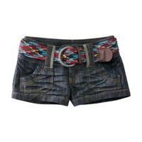 Product: Mossimo Supply Co. Juniors Denim Short - Dark Vintage