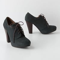 Tuva Platform Oxfords