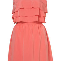 Frill Dress by Oh My Love** - Dresses - Clothing - Topshop