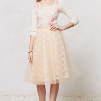 Anthropologie - Aurelie Tulle Skirt