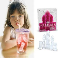 Princess Castle Silicone Ice Cube Tray, Fun & Unique Gifts