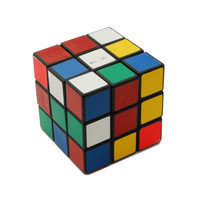 Original 1980s Rubik Cube - Made in Hungary - Ideal