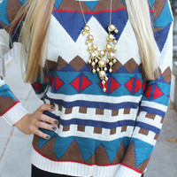 Native Rivers Sweater
