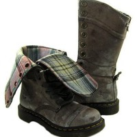 Dr. Martens Women Triumph 1914W Brown Boots