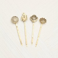 Free People 4 Pack Of Hair Pins