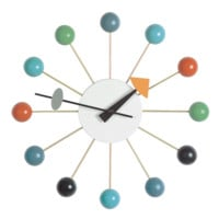 Vitra George Nelson Ball Clock (more colours)