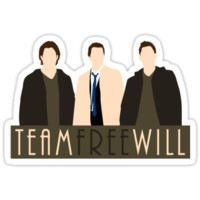 Team Free Will iPhone & iPod Cases