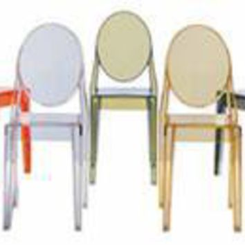 DesignShop UK - Dining Chairs - Victoria Ghost