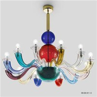 Chandelier By Gio Ponti For Venini