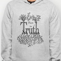Root in Truth Hoody by Lisa Argyropoulos | Society6