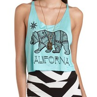 California Bear Crop Tank: Charlotte Russe