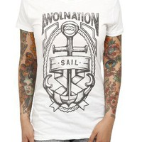 Awolnation Sail Girls T-Shirt