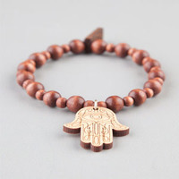 GOODWOOD NYC Hamsa Bracelet