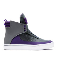 KONDOR CHARCOAL / PURPLE - WHITE
