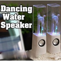 Apollo23 - LED Light Fountain Show Speakers Amplifier & Water Jets for MP3 iPhone 5 USB Laptop Computer:Amazon:Computers & Accessories