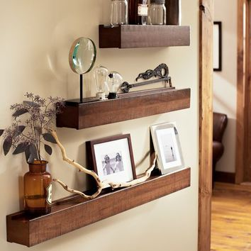 Rustic Wood Ledge