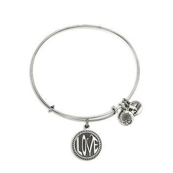 Open Love Bracelet - Alex and Ani