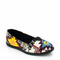 tribal canvas flats $12.10 in NATURAL - Flats | GoJane.com