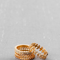 Olympia Ring Set