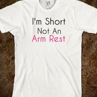 ARM REST T-SHIRT (PINK)