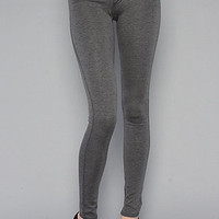 The Vans Leggin' in Charcoal Heather by Vans