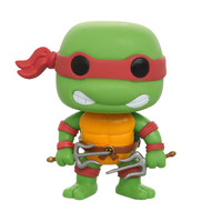 Teenage Mutant Ninja Turtles Pop! Raphael Vinyl Figure | Hot Topic
