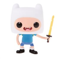 Adventure Time Pop! Finn Vinyl Figure | Hot Topic
