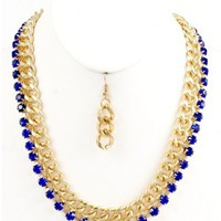 The Blue Night Necklace