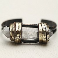 Vega Jewelry   Crystal Flame Cuff at Free People Clothing Boutique