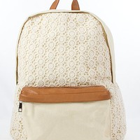 Crochet Backpack - Women's Bags | Buckle