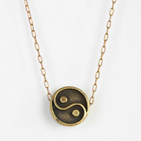 Urban Outfitters - Brooklyn Charm X Urban Renewal Yin-Yang Necklace