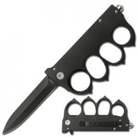 "Tac Force TF-530BK Tactical Assisted Opening Folding Knife 5"" Closed:Amazon:Sports & Outdoors"