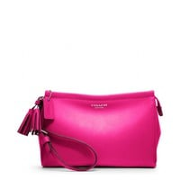 Coach :: Legacy Large Wristlet In Leather