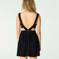 Billabong Women's Venice Stroll Dress Black