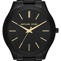 Michael Kors 'Slim Runway' Bracelet Watch, 42mm