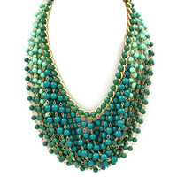 Pree Brulee - Aegean Sea Necklace