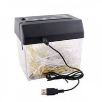 INFMETRY:: USB Mini Paper Shredder - Electronics
