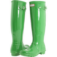 Hunter Original High Gloss&#x27;11 Apple Green - Zappos.com Free Shipping BOTH Ways
