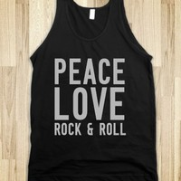 Peace Love Rock & Roll