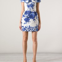 Valentino Intricate Cocktail Dress - Verso - Farfetch.com