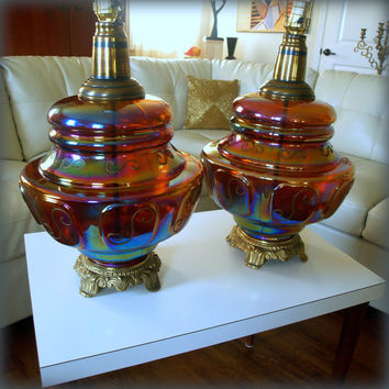 1960s Novelty Lighting Lamp : COLOSSAL VINTAGE LAMP / 1960s Carnival from ACES FINDS VINTAGE