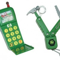 Ertl John Deere Phone And Multi Tool Set:Amazon:Toys & Games