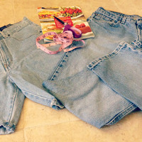 DIY: How to Make High Waisted Shorts