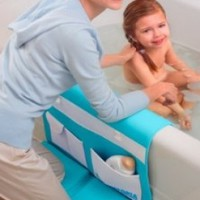 Aquatopia Deluxe Safety Easy Bath Kneeler, Blue:Amazon:Baby