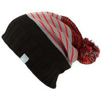 Quiksilver Travis Rice Wildcard Beanie Fiery Red 2014 - Mens
