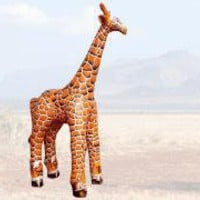 Giant Inflatable Giraffe - Lazybone