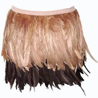 Oxygen Boutique | Feather Skirt