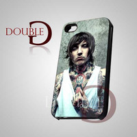 Bring Me The Horizon Vocalist - iPhone 4/4s/5 Case - Samsung Galaxy S3/S4 Case - Black or White